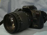 ' 500si   Outfit ' Minolta Dynax 500si   SLR Camera   + 28-200mm Zoom Macro Lens £39.99